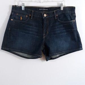 Ralph Lauren Sport Denim Shorts Size 31